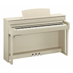 YAMAHA CLP645 WA PIANO DIGITAL CLAVINOVA BLANCO CENIZA