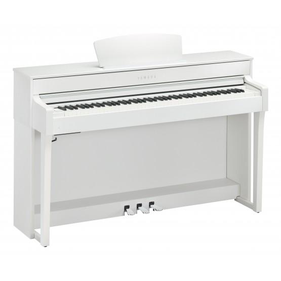 YAMAHA CLP635 WH PIANO DIGITAL CLAVINOVA BLANCO