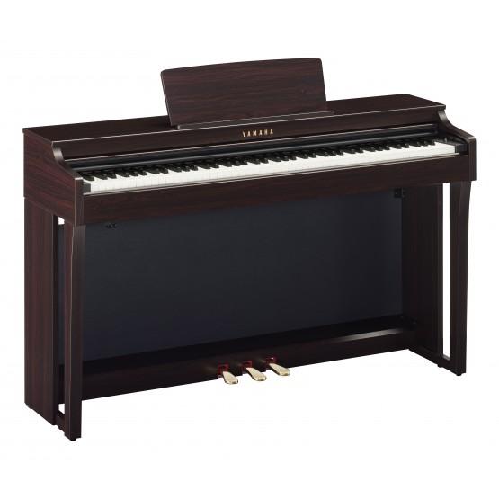 YAMAHA CLP625 R PIANO DIGITAL CLAVINOVA PALOSANTO