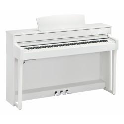 YAMAHA CLP645 WH PIANO DIGITAL CLAVINOVA BLANCO