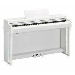 YAMAHA CLP625 WH PIANO DIGITAL CLAVINOVA BLANCO