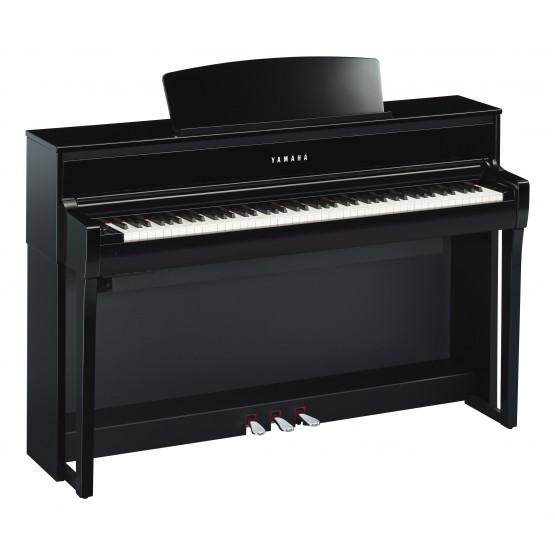 YAMAHA CLP675 PE PIANO DIGITAL CLAVINOVA NEGRO PULIDO