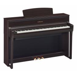 YAMAHA CLP675 R PIANO DIGITAL CLAVINOVA PALOSANTO
