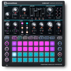 NOVATION CIRCUIT MONO STATION SINTETIZADOR ANALOGICO
