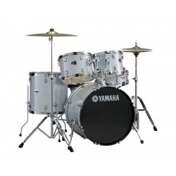 YAMAHA GM2F5 SLG GIGMAKER BATERIA ACUSTICA CON HERRAJES SILVER GLITTER. OUTLET