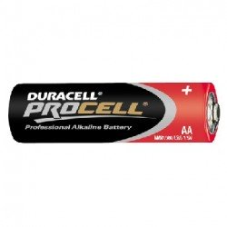 ADAM HALL DPMN1500 DURACELL PROCELL PILA 1.5V AA. OUTLET