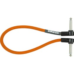 DIMARZIO EP17J06RROR CABLE PEDALES NEON NARANJA 0.15M. OUTLET