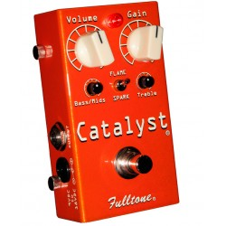 FULLTONE CATALYST DISTORTION FUZZ PEDAL DISTORSION