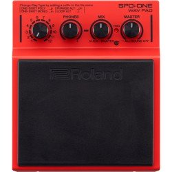 ROLAND SPD1W ONE WAVE PAD PERCUSION. NOVEDAD