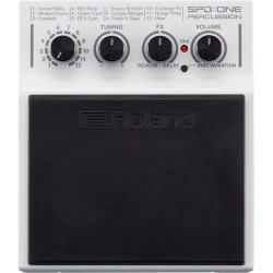 ROLAND SPD1P ONE PERCUSSION PAD PERCUSION. NOVEDAD