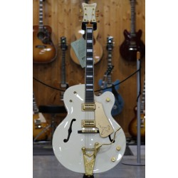 GRETSCH G2593 WHITE FALCON GUITARRA ELECTRICA. DEMO