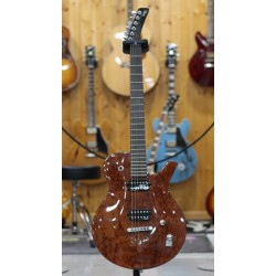 PARKER PM10 NT GUITARRA ELECTRICA NATURAL. DEMO