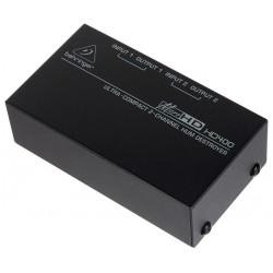 BEHRINGER HD400 CAJA DE INYECCION