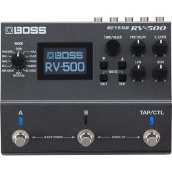 BOSS RV500 PEDAL REVERB. NOVEDAD