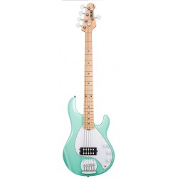 STERLING RAY5-MG RAY5 BAJO ELECTRICO 5 CUERDAS MINT GREEN