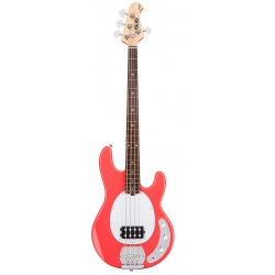 STERLING RAY4-FRD RAY4 BAJO ELECTRICO FIESTA RED