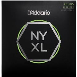 D'ADDARIO NYXL45105 JUEGO CUERDAS BAJO ELECTRICO