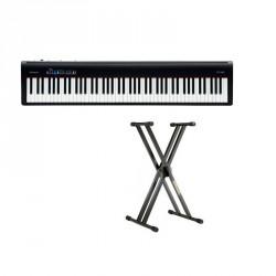 ROLAND -PACK- FP30BK PIANO DIGITAL + SOPORTE TIJERA