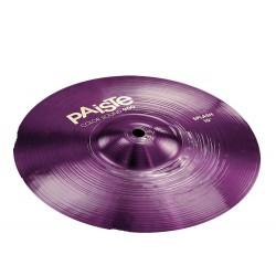 PAISTE 900 COLOR SOUND PURPLE SPLASH 12 PLATO BATERIA