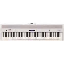 ROLAND FP60 WH PIANO DIGITAL PORTATIL BLANCO. NOVEDAD
