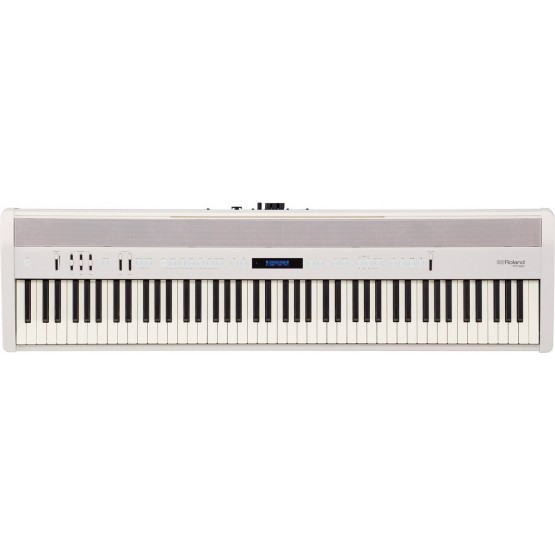 ROLAND FP60 WH PIANO DIGITAL PORTATIL BLANCO. NOVEDAD