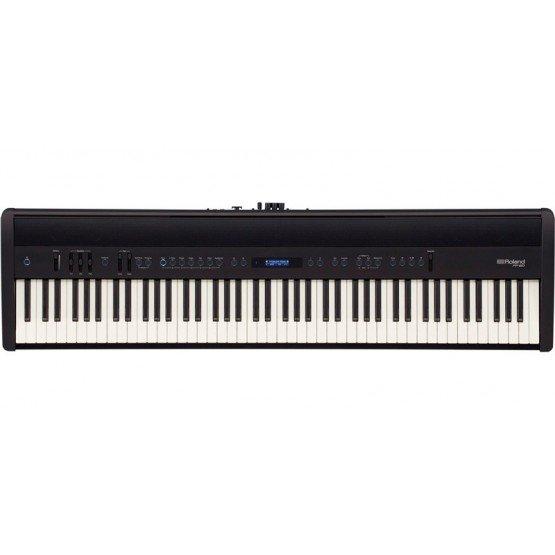 ROLAND FP60 BK PIANO DIGITAL PORTATIL NEGRO. NOVEDAD