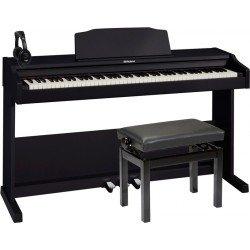 ROLAND -PACK- RP102 PIANO DIGITAL + BANQUETA Y AURICULARES. NOVEDAD