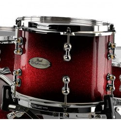 PEARL RFP1310T-C377 REFERENCE PURE TOM 13X10 SCARLET SPARKLE BURST