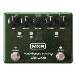 DUNLOP M292 MXR CARBON COPY DELUXE DELAY PEDAL GUITARRA