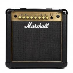 MARSHALL MG15GFX GOLD AMPLIFICADOR COMBO GUITARRA 15W