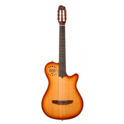 GODIN MULTIAC GRAND CONCERT DUET AMBIANCE GUITARRA CLASICA LIGHT BURST