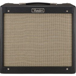 FENDER BLUES JUNIOR IV AMPLIFICADOR GUITARRA NEGRO. NOVEDAD