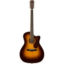 FENDER PM-4CE VS AUDITORIUM LIMITED GUITARRA ELECTROACUSTICA VINTAGE SUNBURST. NOVEDAD