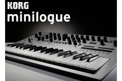 VIDEO KORG MINILOGUE SINTETIZADOR