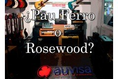 VIDEO: PAU FERRO ROSEWOOD