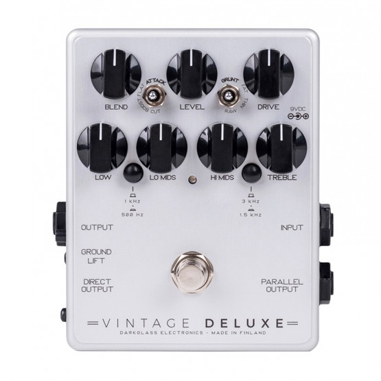 DARKGLASS VINTAGE DELUXE PEDAL OVERDRIVE BAJO