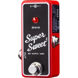XOTIC SUPER SWEET PEDAL BOOST