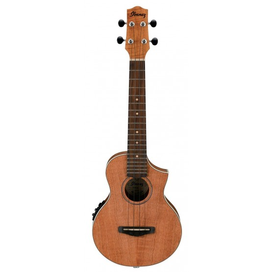IBANEZ UEW15E OPN UKELELE ELECTRIFICADO CONCIERTO OPEN PORE NATURAL
