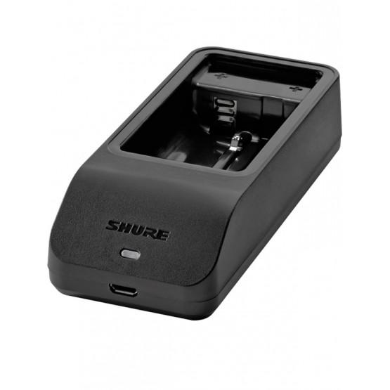 SHURE SBC10-100-E CARGADOR AC Y USB PARA BATERIAS SB900 Y SB900A