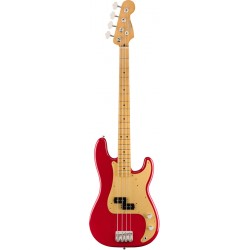 FENDER VINTERA 50S PRECISION BASS MN BAJO ELECTRICO DAKOTA RED
