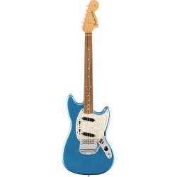 FENDER VINTERA 60S MUSTANG PF GUITARRA ELECTRICA LAKE PLACID BLUE