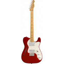 FENDER VINTERA 70S TELECASTER THINLINE MN GUITARRA ELECTRICA CANDY APPLE RED