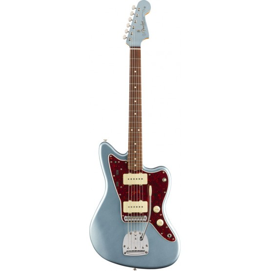 FENDER VINTERA 60S JAZZMASTER PF GUITARRA ELECTRICA ICE BLUE METALLIC
