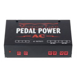 VOODOO LAB PEDAL POWER AC ALIMENTADOR PEDALES.