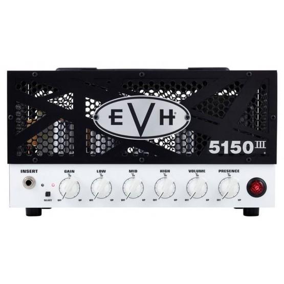 EVH 5150III 15 LBX HEAD AMPLIFICADOR CABEZAL GUITARRA 15W