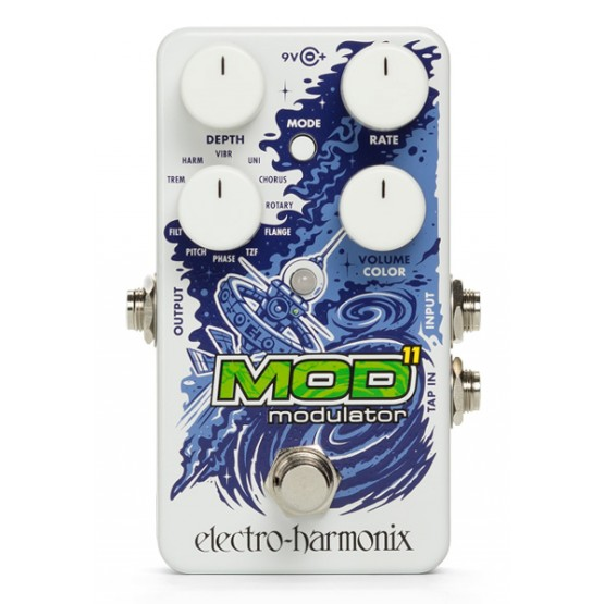 ELECTRO HARMONIX MOD11 PEDAL MODULACION. NOVEDAD