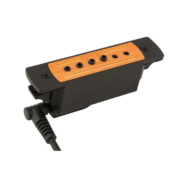 12/agujeros guitarra pickup para guitarra ac/ústica guitarra Western concierto con cable de 3/m guitarra accesorios Guitarra Pastilla pickup