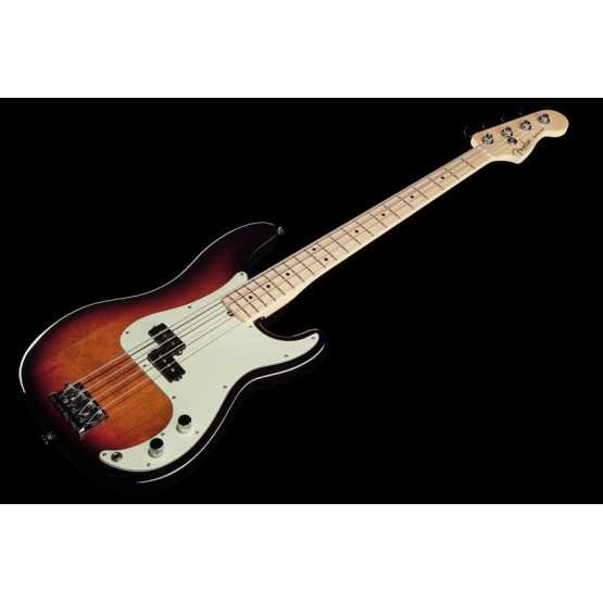 FENDER AMERICAN PRO PRECISION BASS MN BAJO ELECTRICO 3 COLOR SUNBURST. DEMO.