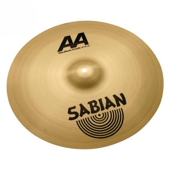 SABIAN AA 21408B MEDIUM CRASH 14 PLATO BATERIA.