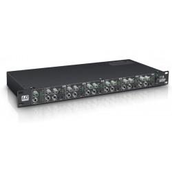 LD SYSTEMS HPA6 AMPLIFICADOR DE AURICULARES 6 CANALES